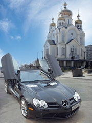 Mercedes-Benz –SLR Mclaren,  2008 год