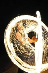 Огненное шоу,  световое шоу,  пиротехническое шоу,  фаершоу