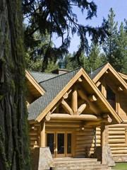 Эксклюзивные деревянные дома и бани
