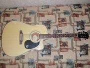 Продам 6-струнную гитару Epiphone DR200CNA