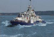 служба на кораблях ПУ ФСБ России