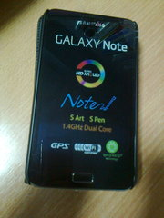 Samsung GT-7000,  GALAXY Note