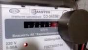 Остановка счётчиков при помощи неодимовых магнитов