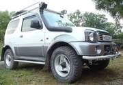 Suzuki Jimny,  легендарный внедорожник,  для рыбаков и охотников!