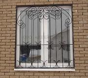 Заборы, ворота, ограждения, решетки, лестницы, двери, перила, металлоизделия