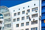 Промышленный альпинизм в Хабаровске