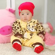 поставок с длинными рукавами HA одежда скалолазание одежды младенца