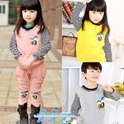 детские костюмы для мальчиков и девочек,  которые три кусок костюм