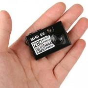 Мини видеокамера с детектором движения 1280*960