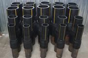 НСПС-неразъемное соединение полиэтилен-сталь