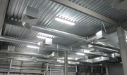 Изготовление,  вентиляционных воздухораспределительных систем в Хабаровске.