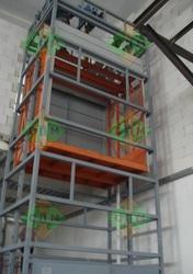 Подъемник грузовой (ПГГШ) 2 000 кг от производителя