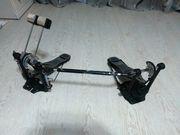 Продам двойную педаль (кардан) MAPEX P380A. б/у