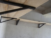 Полки в гараж  11000р. в Хабаровске с установкой и гарантией