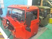 Запасные части к а/м Урал-4320, 5557: редукторы,  раздатки,  рамы,  кабины
