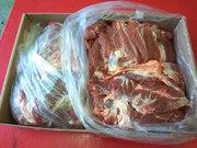 Мясо «БЛОЧНОЕ» свинина,  говядина от производителя.