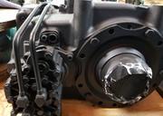 Коробка передач для экскаватора Hyundai R170W-7.