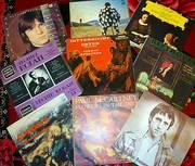 Фильмы из коллекции на компакт-дисках в форматах DVD и AVI,  музыка все